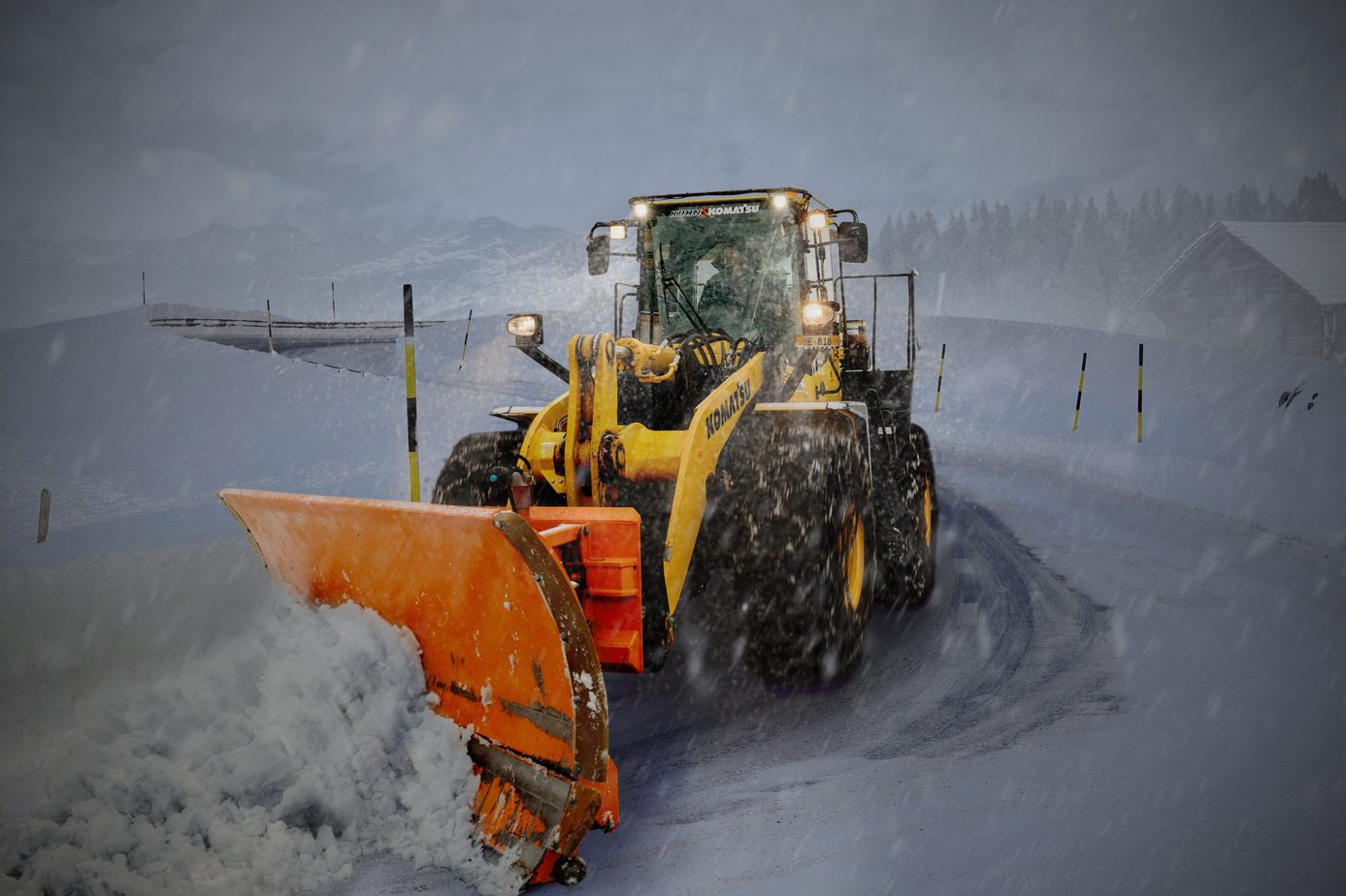 CT Property Management Snow Removal Contractor