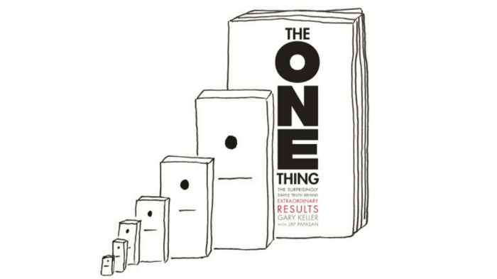 CT Property Management The One Thing Blog Cover